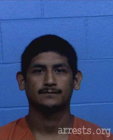 Donatello Olmeda Arrest Photo
