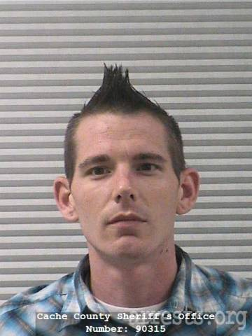 Allan Ault Arrest Photo