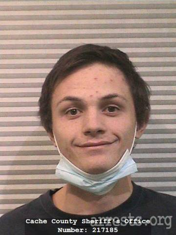 Dylan Freeman Arrest Photo