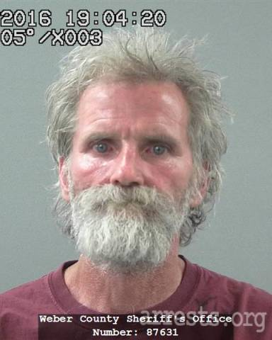 Russell Sims Arrest Photo