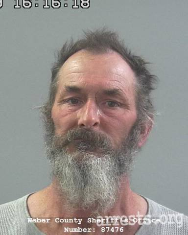 Jeffrey Reinsch Arrest Photo