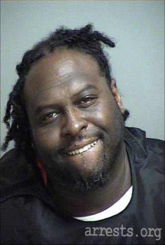 Carlo Younger Arrest Photo