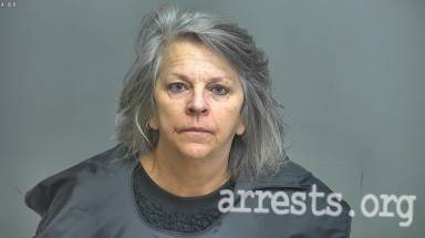 Joni Bralley Arrest Photo