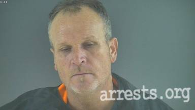 Christopher Fore Arrest Photo