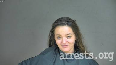 Brooke Clay Arrest Photo