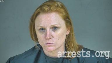 Misty Bagby Arrest Photo