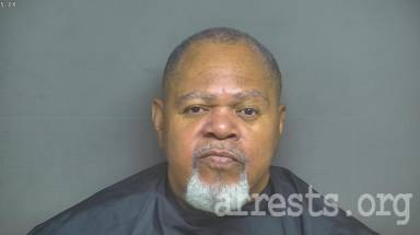Willie Gholson Arrest Photo