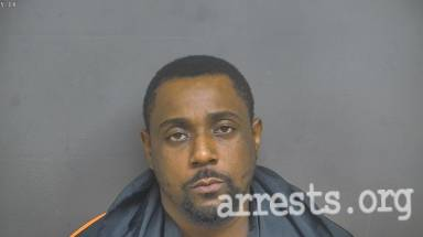 Maurice Pannell Arrest Photo