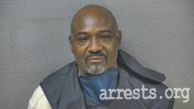 Robert Oliver Arrest Photo