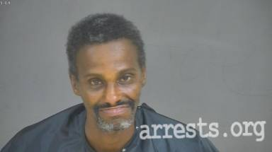 Clarence Hall  Arrest Photo