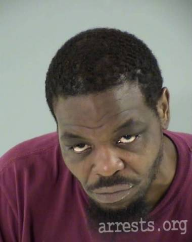 Johnnie Robinson Arrest Photo