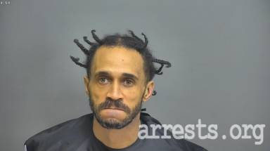 Jermaine Thaxton Arrest Photo