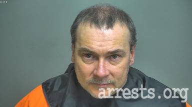 Terry Byrd Arrest Photo