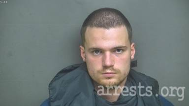 James Hollie Arrest Photo