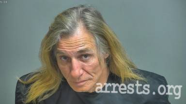 David Branum Arrest Photo