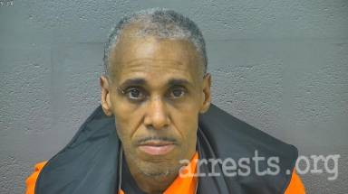 Robert Ferguson Arrest Photo