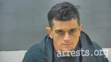 Ross Joshua Arrest Photo