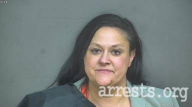 Brandy Cunningham Arrest Photo