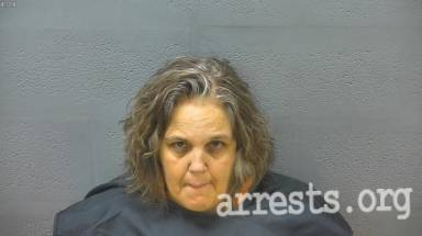 Tammy Bolling Arrest Photo