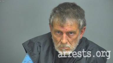 Timothy Campbell  Arrest Photo