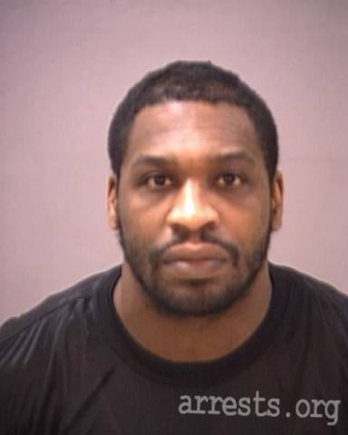 Clarence Booker Arrest Photo
