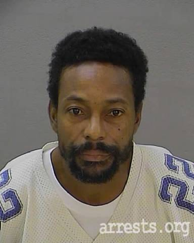 Darryl Williams Arrest Photo