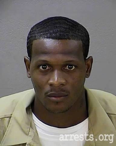 Cordero Rucker Arrest Photo