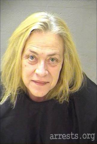Joy Blevins Arrest Photo