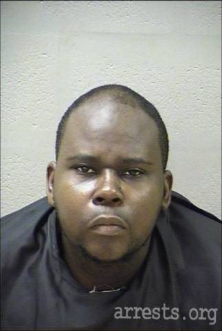 Lateef Jones Arrest Photo