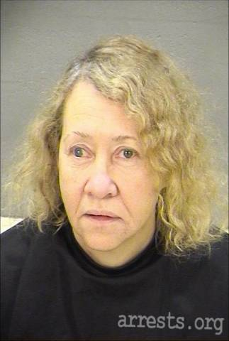 Mary Arnold Arrest Photo