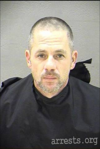 Clyde Hall Arrest Photo
