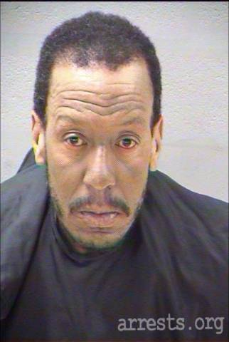 Gregory Simmons Arrest Photo