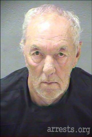 Ray Campbell Arrest Photo