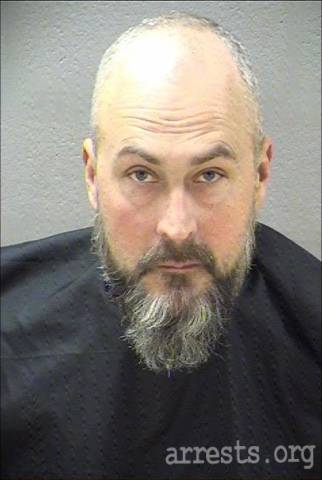 Nathan Reeves Arrest Photo
