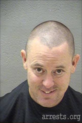 Christopher Clay Arrest Photo