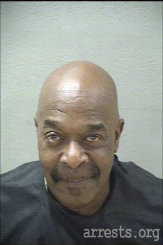 Wallace Spinner Arrest Photo