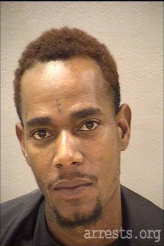 Kenneth Ford Arrest Photo