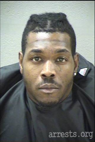 Treyvonte Holcomb Arrest Photo