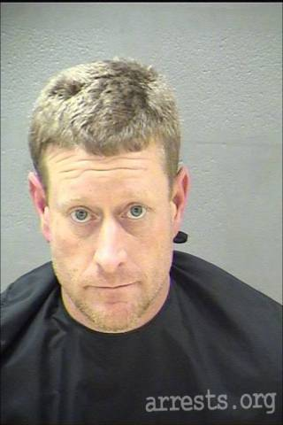 William Hundley Arrest Photo