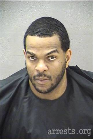 Reginald Jackson Arrest Photo