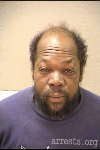Franklin Cabbell  Arrest Photo