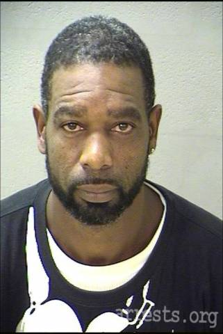 Lacurtis Smith Arrest Photo