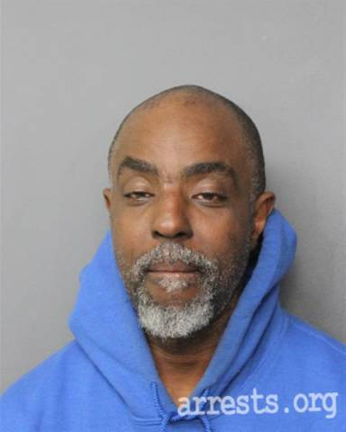 Jerry Harris Arrest Photo