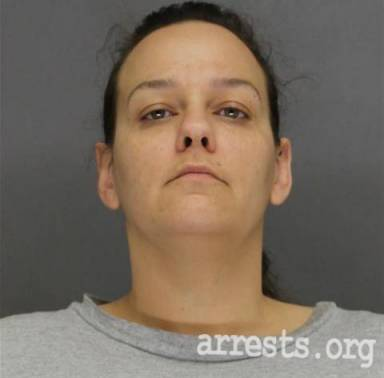 Danielle Kasee Arrest Photo