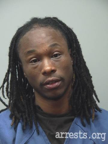 Dontae Collins Arrest Photo