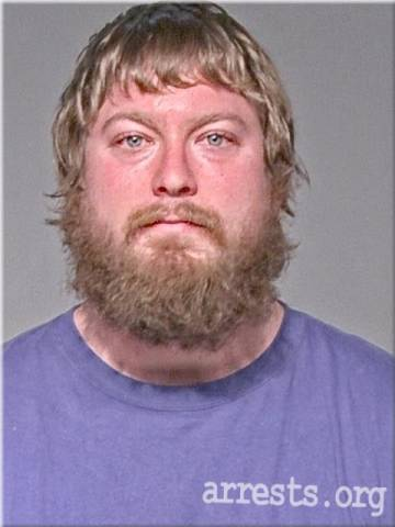 Adam Chronquist Arrest Photo