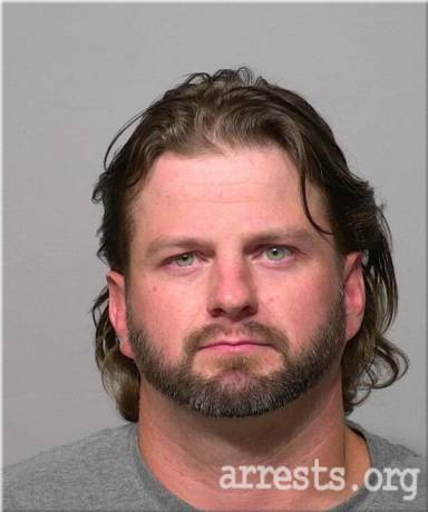 Evan Sjoblom Arrest Photo